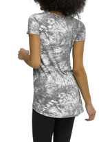 HUE Short Sleeve Tunic Tee
