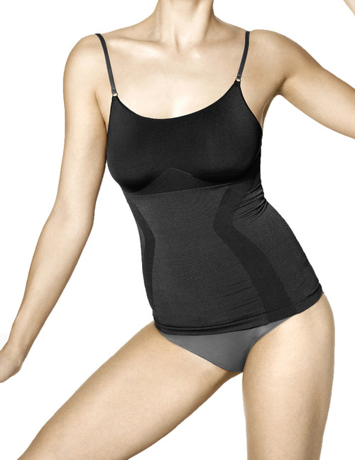 Seamless Shaping Cami Black