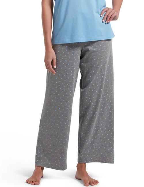SleepWell Mini Scribble Pant Bella Blue