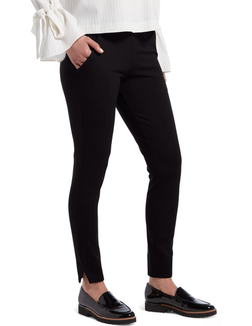 Ponte 7/8 Leggings Black