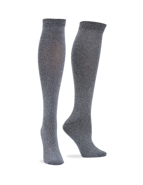 Supersoft Knee Sock 2 Pk Black