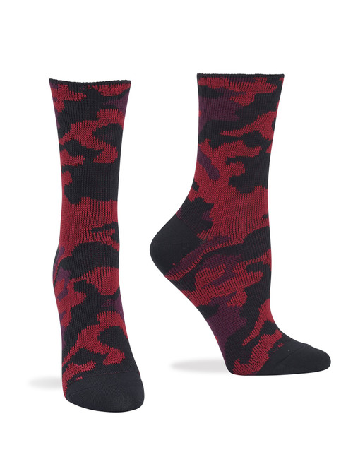 Wintersoft Boot Sock 2 Pk Black Fairisle