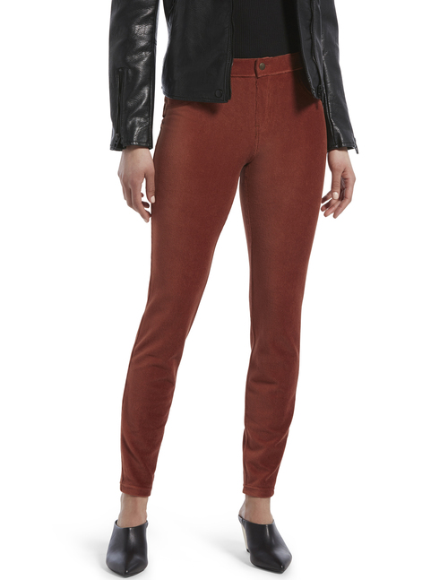 Fashion Corduroy Leggings Acorn