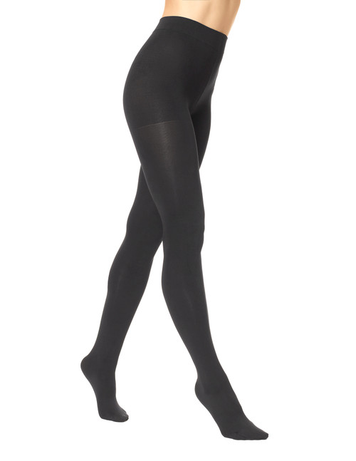 Blackout Tights with Control Top Black