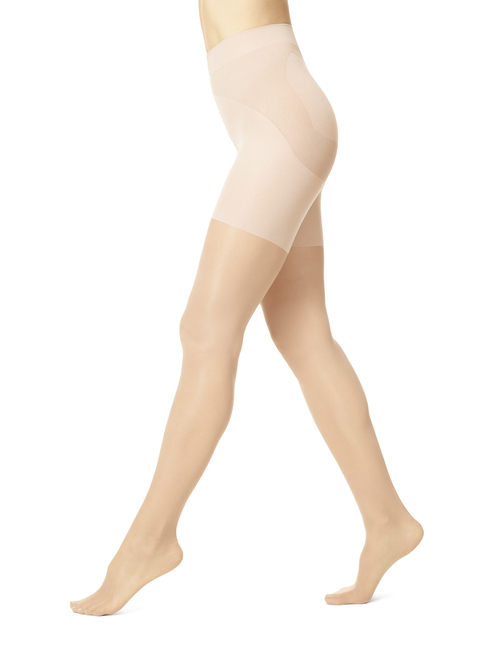 Shaping Sheer Tights with Control Top NATURAL