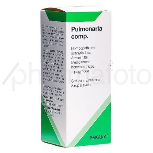 PULMONARIA COMP. SIROP 125 ML