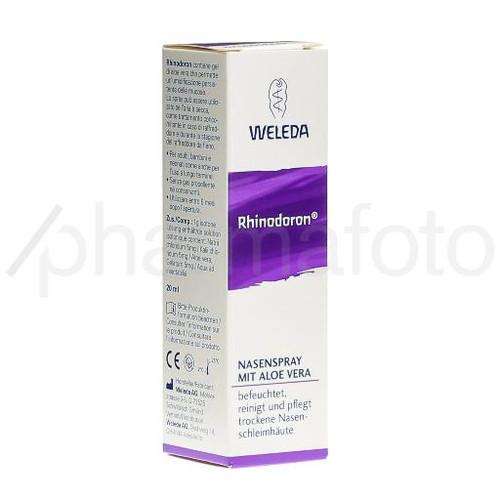 WELEDA rhinodoron 20 ml