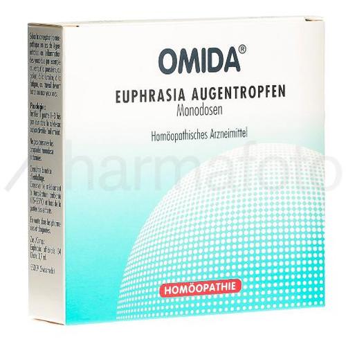 OMIDA euphrasia gtt opht 15 monodos 0.7 ml