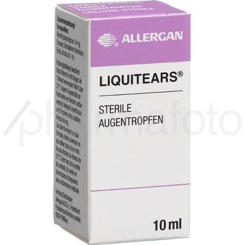 LIQUITEARS gtt opht 10 ml