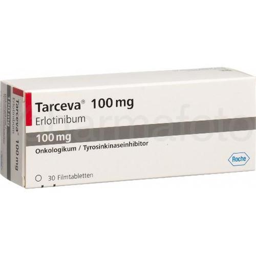 Tarceva cpr pell 100 mg 30 pce