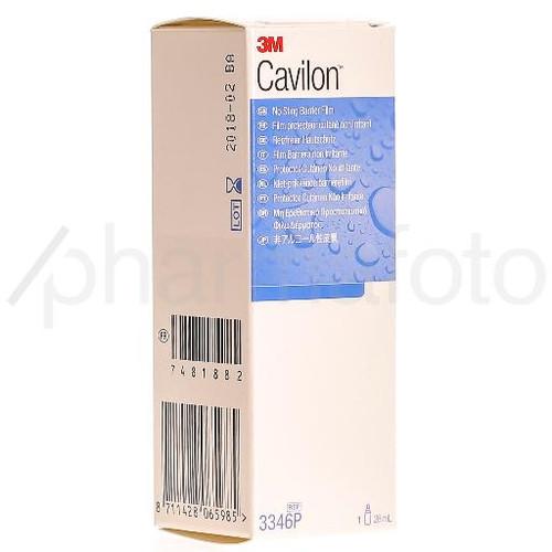 3M CAVILON protect peau avec notice emb 28 ml
