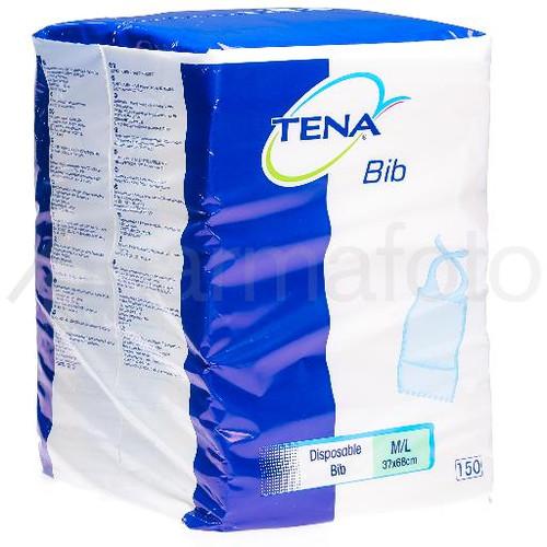 TENA Bib serviettes de protect 37x68cm 150 pce