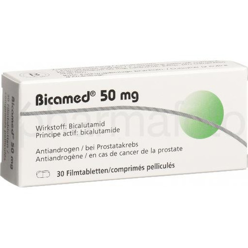 Bicamed cpr pell 50 mg 30 pce
