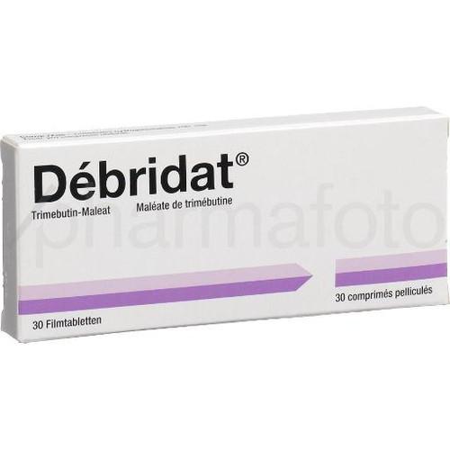DEBRIDAT cpr pell 100 mg 30 pce