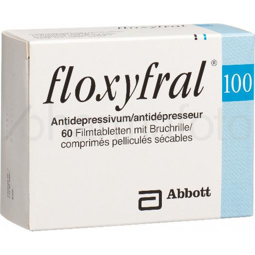 FLOXYFRAL cpr pell 100 mg 60 pce