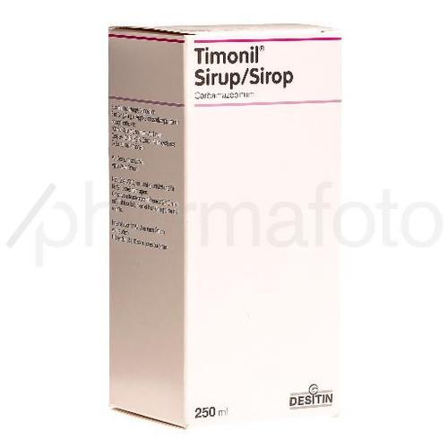 Timonil sirop 250 ml