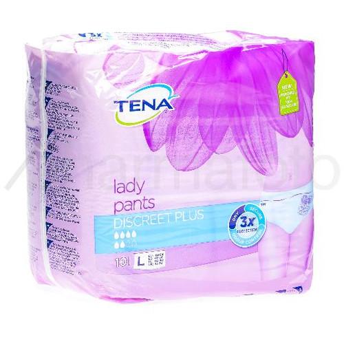 TENA Lady Pants Discreet Plus L 10 pce