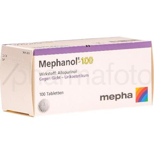 Mephanol 100 cpr 100 mg 100 pce