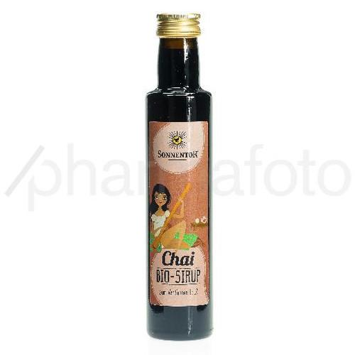 SONNENTOR Sirop chai Bio fl 250 ml