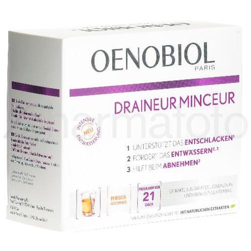 OENOBIOL Draineur Minceur sach 21 pce