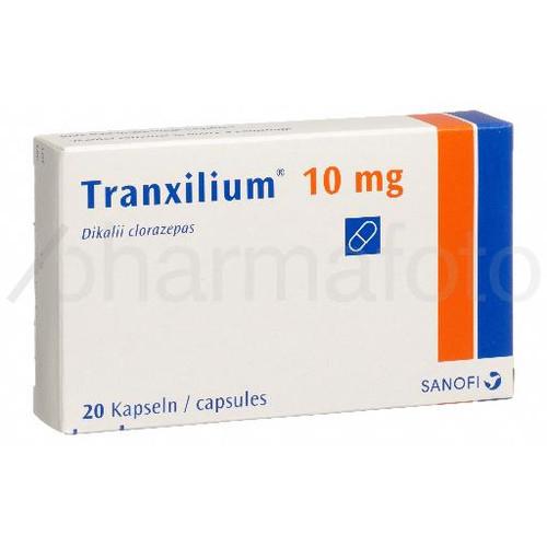 Tranxilium Tabs 20 Mg