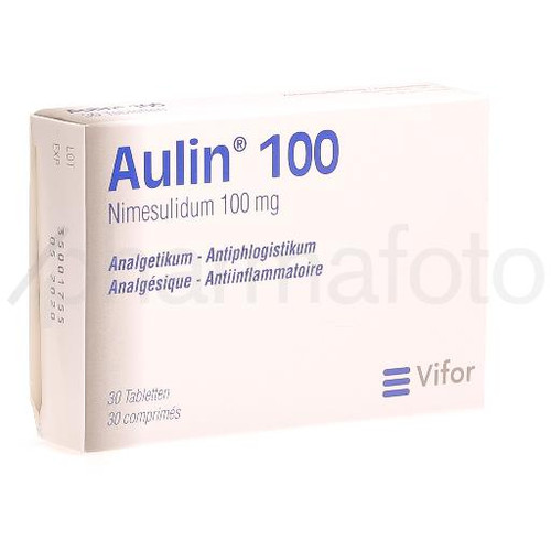 AULIN cpr 100 mg 30 pce