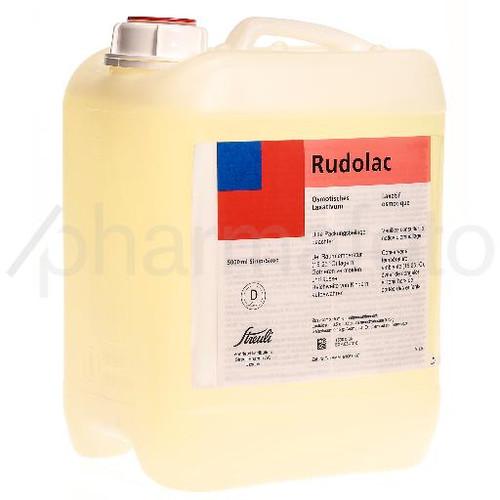 RUDOLAC sirop 5000 ml