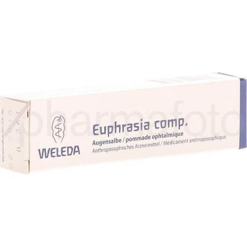 WELEDA euphrasia comp 5 g