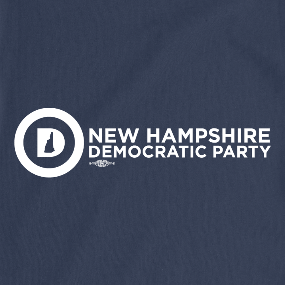 NHDP Official Logo (Navy Tee)
