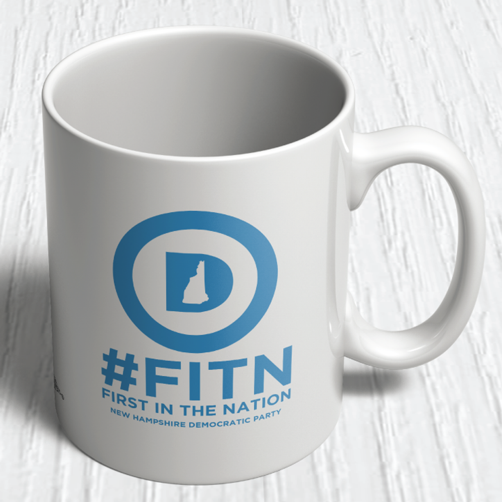 """""""First In The Nation"""" (11oz. Coffee Mug)"""