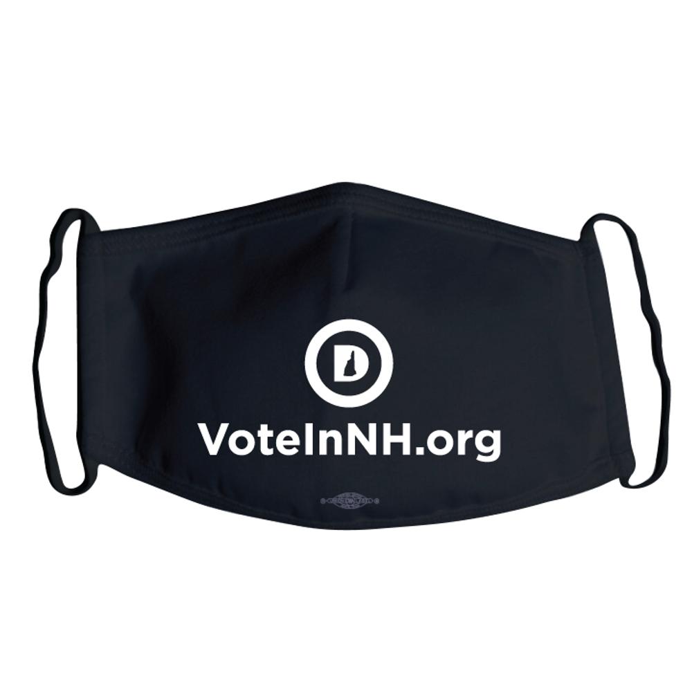 VoteInNH.org (Black Mask)