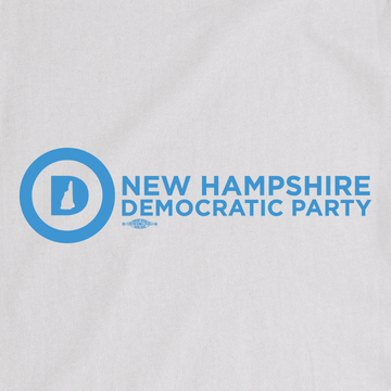 NHDP Official Logo (White Tee)