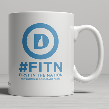"""First In The Nation"" (11oz. Coffee Mug)"
