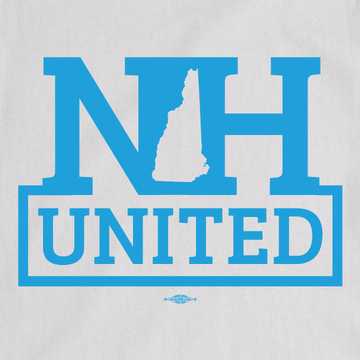 New Hampshire United (White Tee)