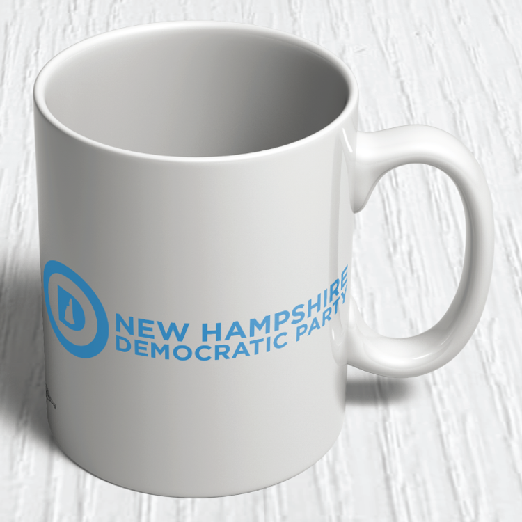 NHDP Official Logo (11oz. Coffee Mug)