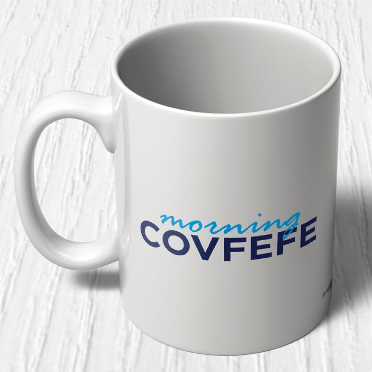 Morning Covfefe (11oz. Coffee Mug)