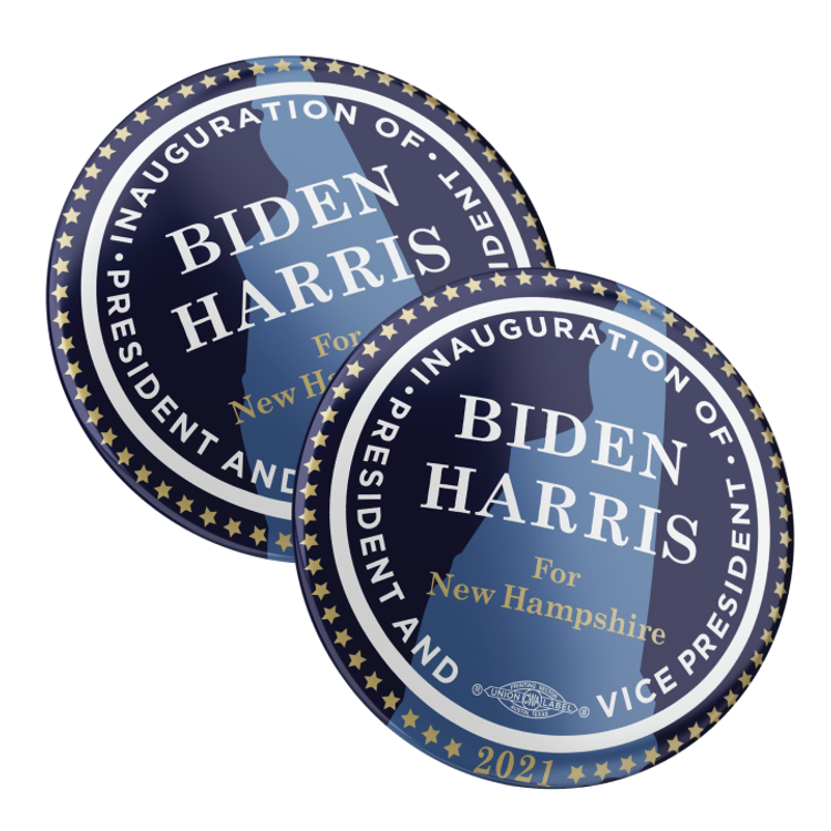 "Inauguration Seal (2.25"" Pin-Back Button -- Pack Of Two!)"