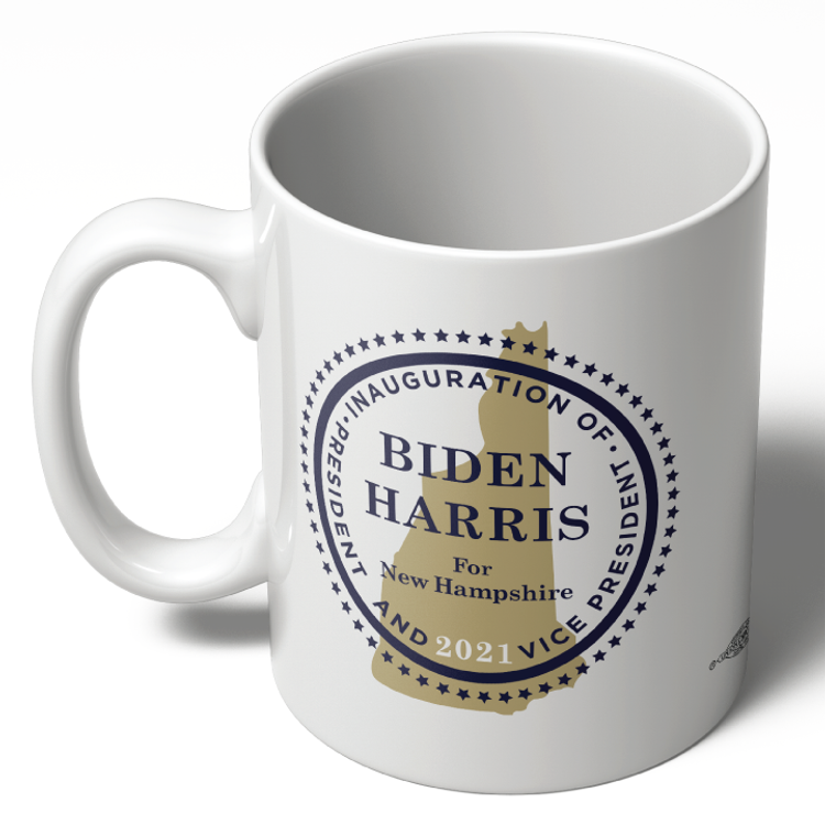 Inauguration Seal (11oz Ceramic Mug)