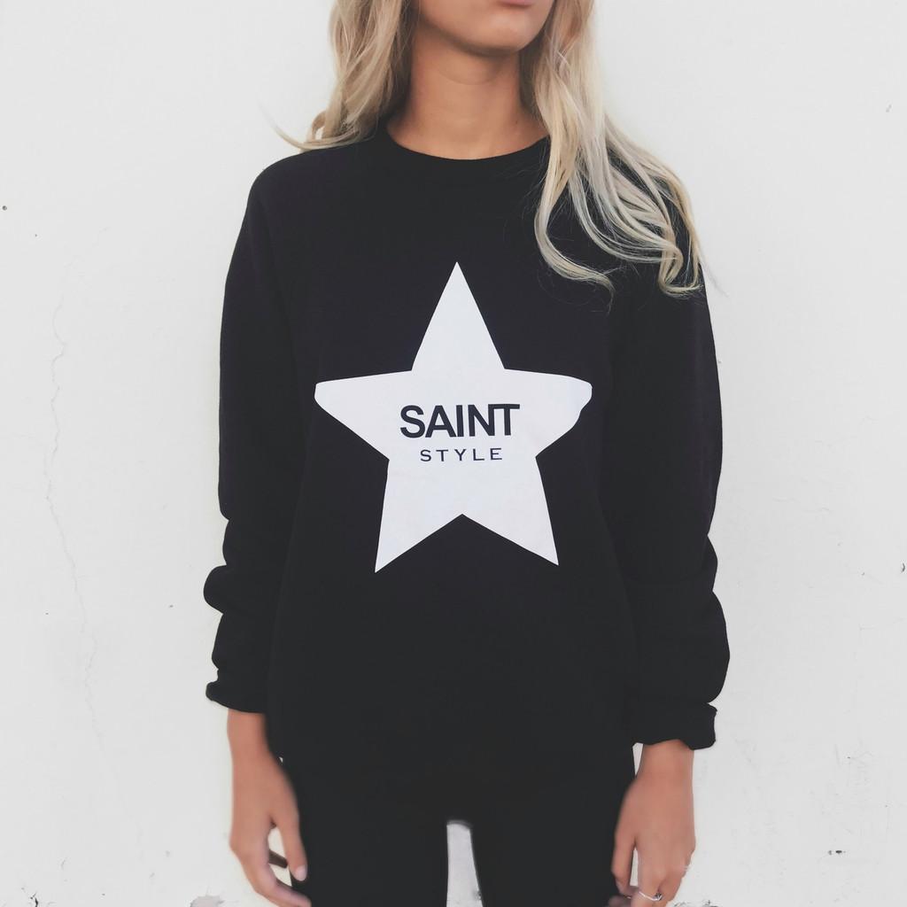 Saint Style Sweatshirt