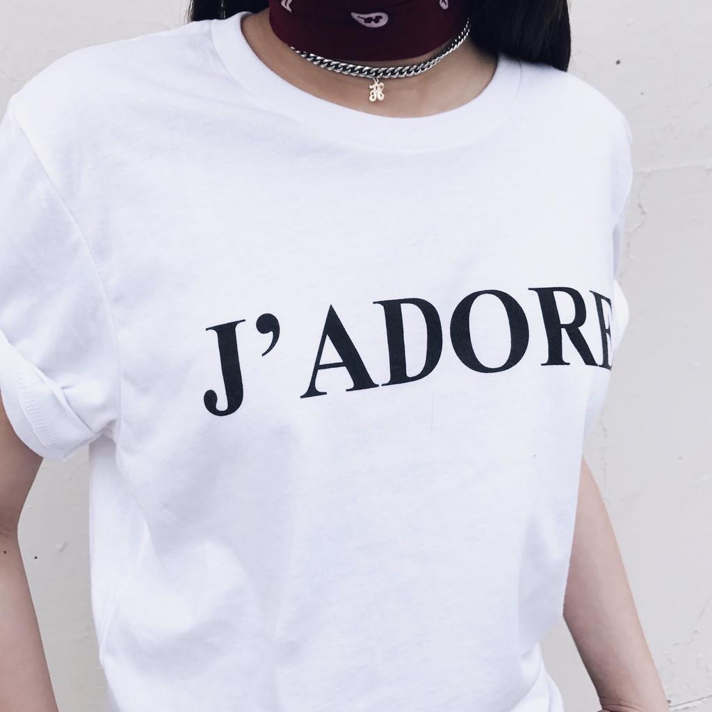 J'ADORE TEE
