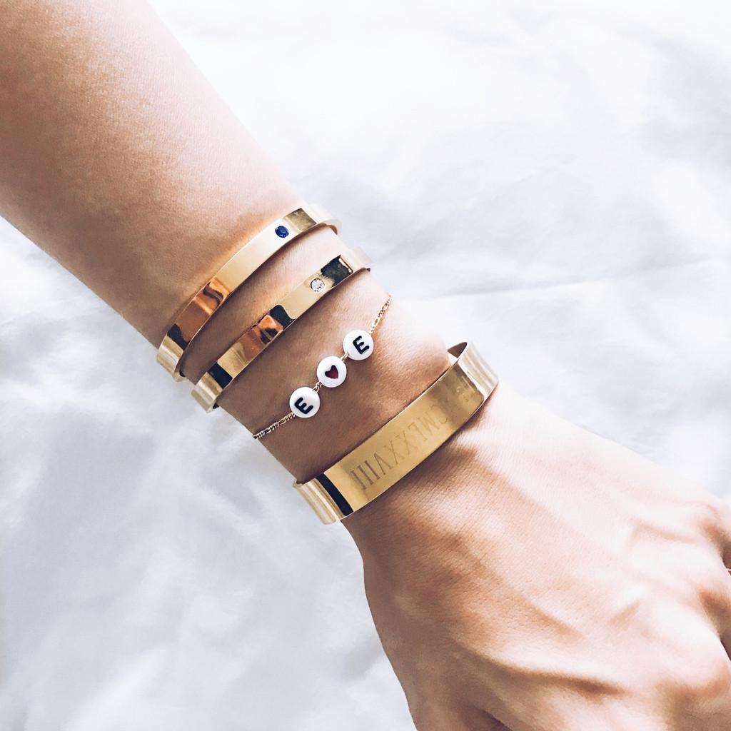 Love Letter Bracelet 14k Gold