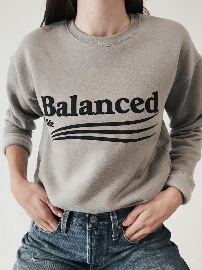 Balanced Life - SWEATSHIRT