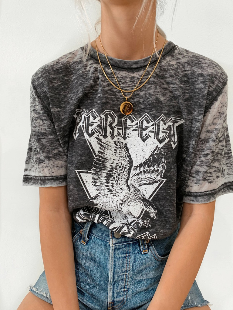 Perfect Storm- Band Tee