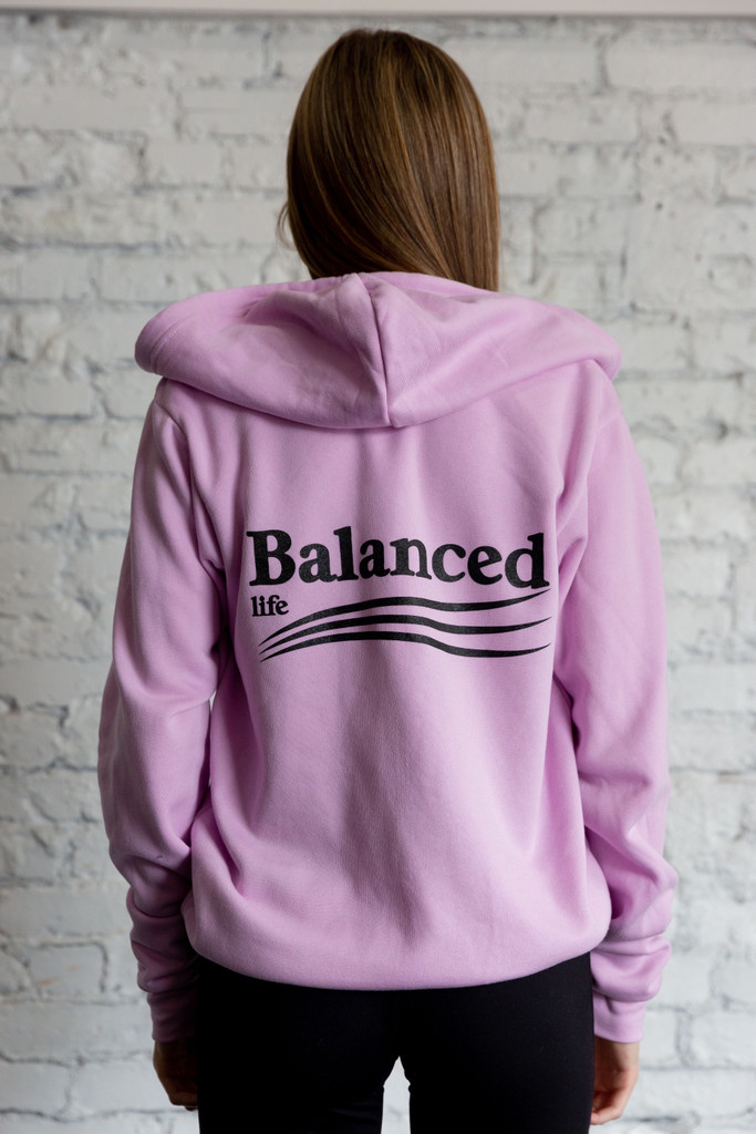 Balanced Life - ZIP UP