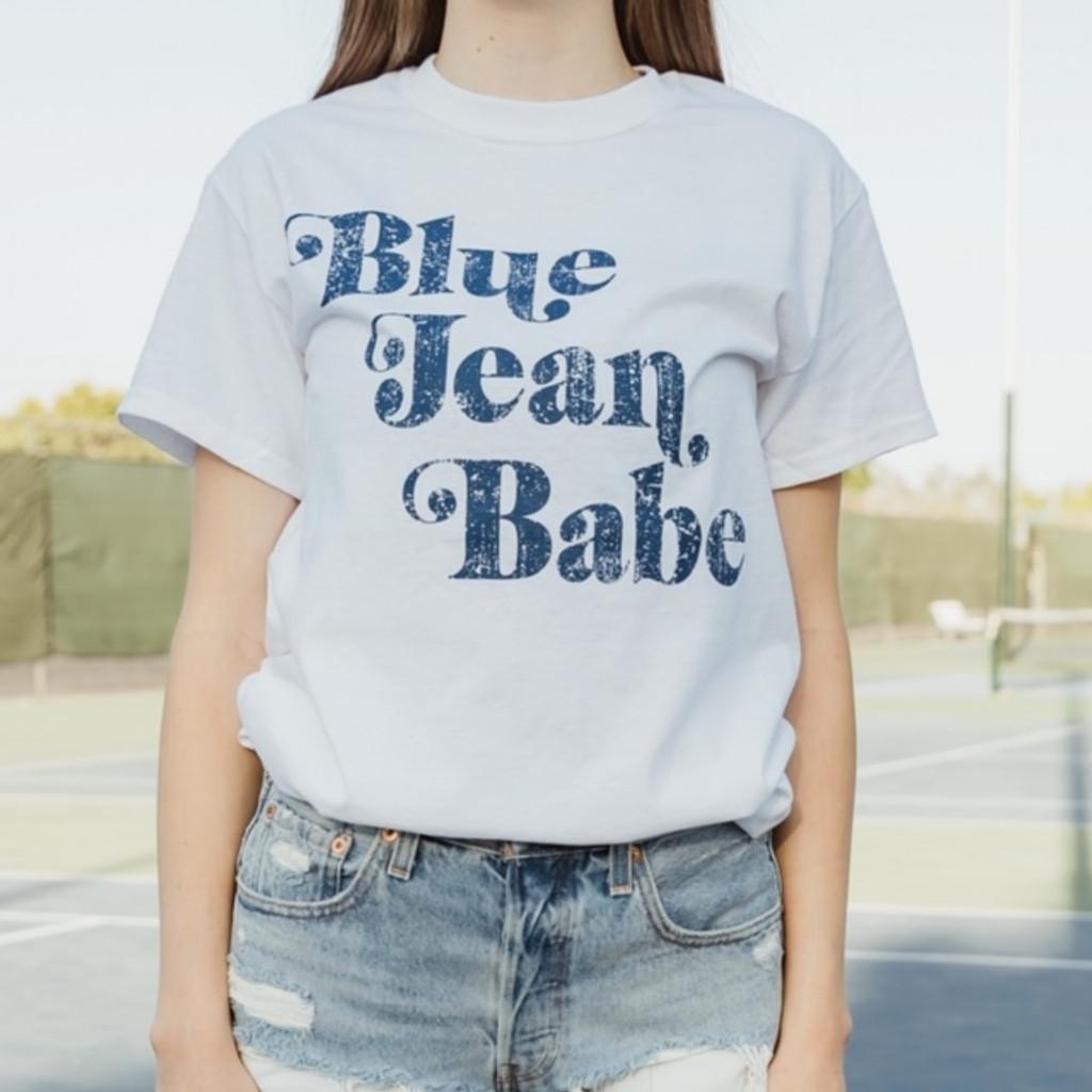 Blue Jean Babe