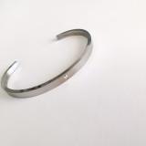 Platinum Lock it cuff