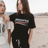 Balanced Life Tee