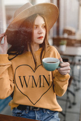 WMN- Mustard Heart