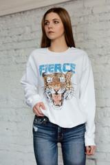 Fierce Tiger Sweatshirt