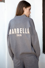 Marbella Spain - Vintage Pullover